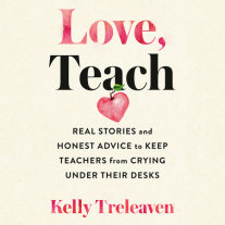 Love, Teach Cover