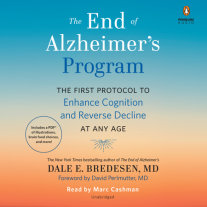 The End of Alzheimer's Program Cover