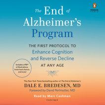 The End of Alzheimer's Program Cover