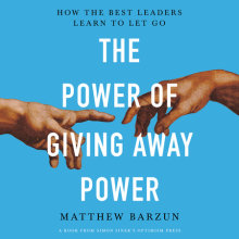 The Power of Giving Away Power Cover