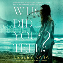 Who Did You Tell? Cover