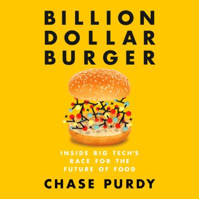 Billion Dollar Burger cover