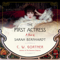 The First Actress Cover