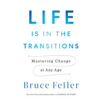 Life Is in the Transitions Cover