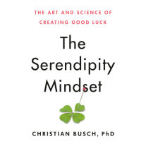 The Serendipity Mindset Cover