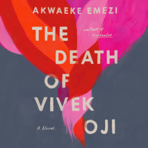 The Death of Vivek Oji Cover