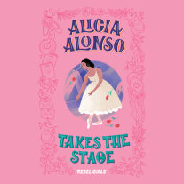 Alicia Alonso Takes the Stage Cover