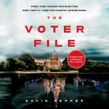 The Voter File Cover