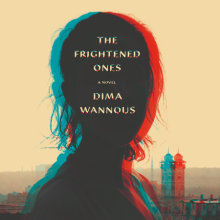 The Frightened Ones Cover