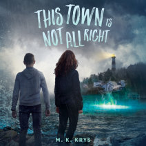 This Town Is Not All Right Cover