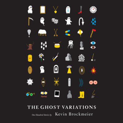 The Ghost Variations cover