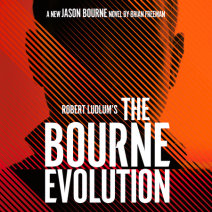 Robert Ludlum's The Bourne Evolution Cover
