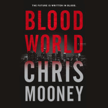 Blood World Cover