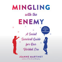 Mingling with the Enemy Cover
