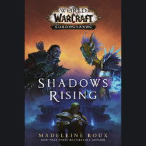 Shadows Rising (World of Warcraft: Shadowlands) Cover