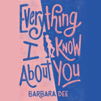 Everything I Know About You Cover