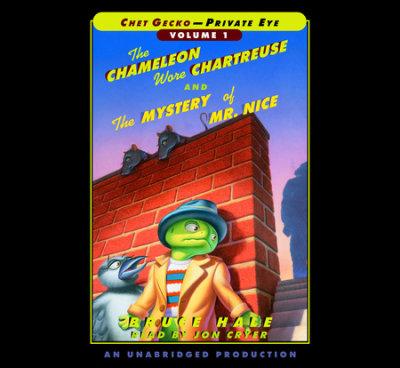 Chet Gecko, Private Eye Volume 1 cover