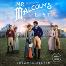 Mr. Malcolm's List Cover