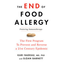 The End of Food Allergy Cover