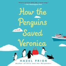 How the Penguins Saved Veronica Cover