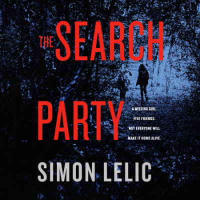 The Search Party cover