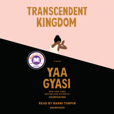 Transcendent Kingdom cover