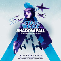 Shadow Fall (Star Wars) Cover
