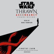 Star Wars: Thrawn Ascendancy (Book I: Chaos Rising) Cover