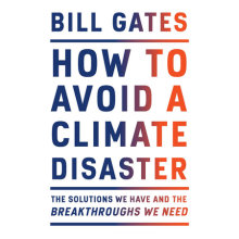 How to Avoid a Climate Disaster Cover
