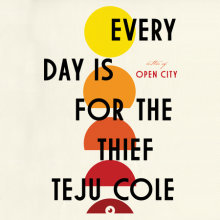 Every Day Is for the Thief Cover