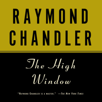 The High Window cover