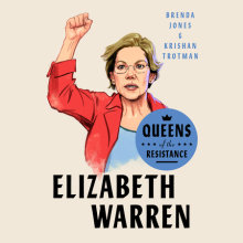 Queens of the Resistance: Elizabeth Warren Cover