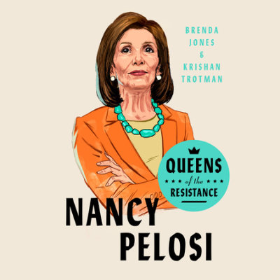 Queens of the Resistance: Nancy Pelosi cover