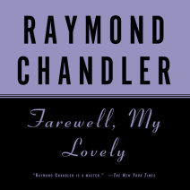 Farewell, My Lovely Cover