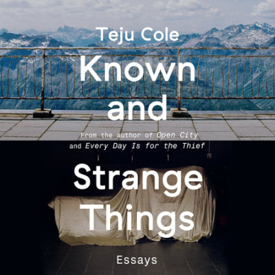 Known and Strange Things cover