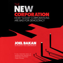 The New Corporation Cover