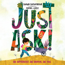 Just Ask! Cover