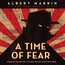 A Time of Fear Cover