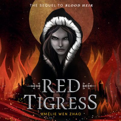 Red Tigress cover
