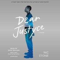 Dear Justyce Cover