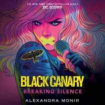 Black Canary: Breaking Silence Cover