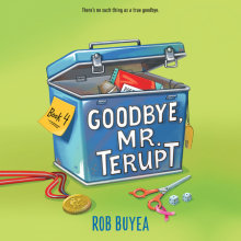 Goodbye, Mr. Terupt Cover
