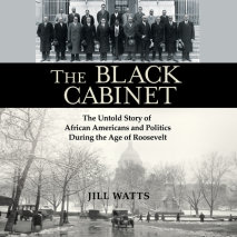 The Black Cabinet Cover