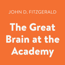 The Great Brain at the Academy Cover