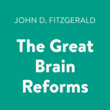 The Great Brain Reforms Cover