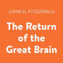 The Return of the Great Brain Cover