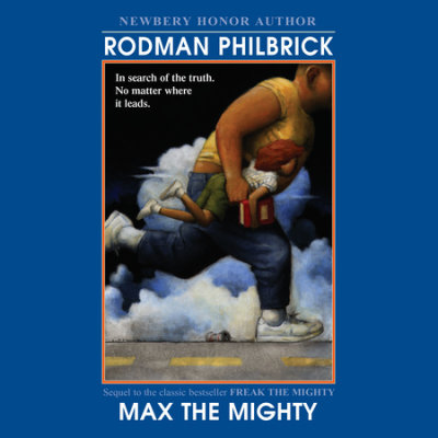Max the Mighty cover
