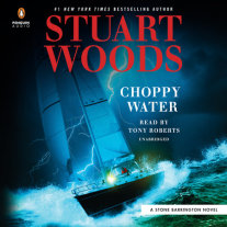 Choppy Water Cover