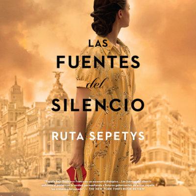 Las fuentes del silencio cover