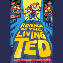 Revenge of the Living Ted Cover